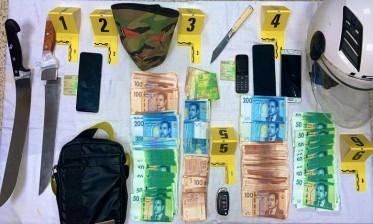 طنجة: إيقاف شخصين في حادث سرقة تحت التهديد بالعنف داخل وكالة بنكية