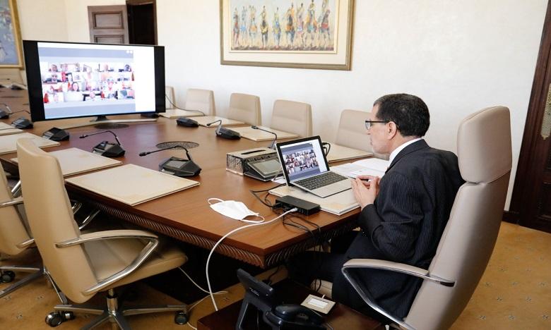 التنظيم القضائي للمملكة والصندوق المغربي للتقاعد ضمن جدول أعمال مجلس الحكومة