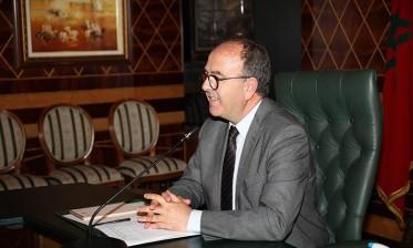 """الجمعية الوطنية للإكوادور توشح بن شماس بميدالية الاستحقاق """"خوسي خواكين دي أولميدو"""""""