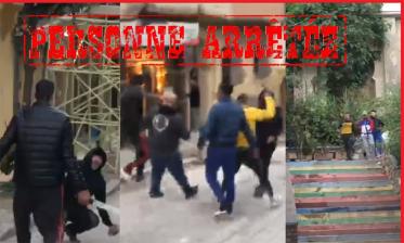 أمن طنجة يوضح واقعة إشهار شرطي سلاحه في تدخل لضبط أشخاص يتبادلون العنف بالشارع العام