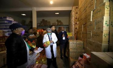تاونات: حجز وإتلاف 836 كلغ من المواد الغذائية غير الصالحة للاستهلاك