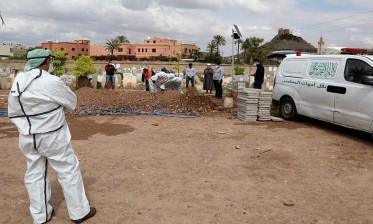 كوفيد-19: وزارة الداخلية تؤكد التقيد بإجراءات الجنائز ومراسم الدفن ومنع إقامة مراسم التأبين