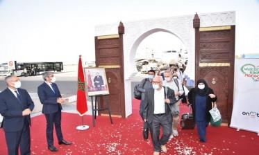 بعد أشهر من الإغلاق بسبب كوفيد 19..مطار مراكش المنارة الدولي يستقبل أولى الرحلات الجوية