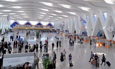 المطارات المغربية استقبلت خلال أسبوع 195 ألفا و547 مسافرا عبر 1857 رحلة جوية