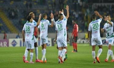 """البطولة الوطنية الاحترافية """"إنوي"""": الرجاء الرياضي يفوز على الدفاع الحسني الجديدي"""