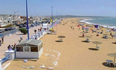 أزيد من 87 بالمائة من مياه الاستحمام بالشواطئ المغربية مطابقة لمعايير الجودة