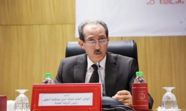 رئيس النيابة العامة يشدد على ردع المخالفين للقيد في اللوائح الانتخابية العامة بكافة التدابير القانونية
