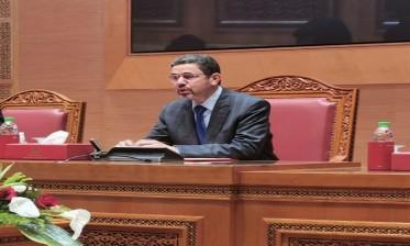 """العمل المشترك بين النيابة العامة والشرطة القضائية.. عبد النباوي """"الشرطة القضائية هي الذراع الرشيد للقضاء"""""""