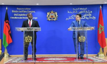 وزير الشؤون الخارجية المالاوي يعلن افتتاح قنصلية لبلاده في العيون