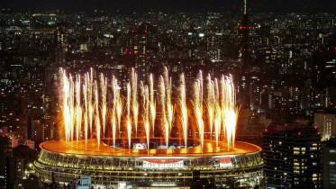 """بعد طول انتظار بسبب أزمة """"كوفيد-19"""" .. انطلاق أولمبياد طوكيو 2021 وسط إجراءات صحية صارمة"""