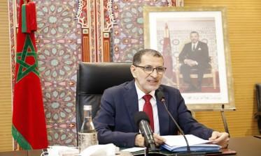 العثماني يترأس الاجتماع الـ 6 للجنة الوزارية لقيادة إصلاح المراكز الجهوية للاستثمار