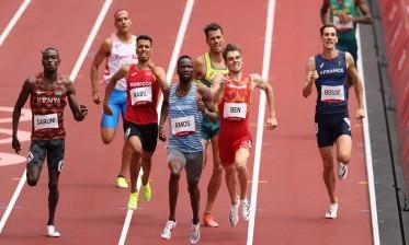 أولمبياد طوكيو: تأهل المغربيين عبد العاطي الكص ونبيل أسامة إلى نصف نهاية سباق 800م