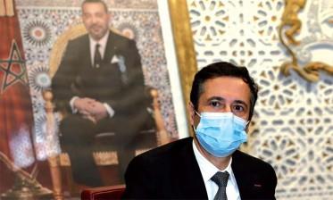 محمد بنشعبون يقدم المعطيات الأولية لمشروع قانون المالية لسنة 2022