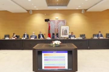 انعقاد الاجتماع الـ 4 للجنة الوطنية المكلفة بتتبع ومواكبة إصلاح منظومة التربية والتكوين والبحث العلمي