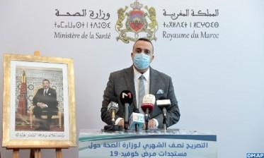 وزارة الصحة: ترقب بلوغ المنحنى الوبائي ذروته في الأيام القليلة القادمة