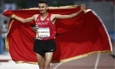 أولمبياد طوكيو: العداء المغربي سفيان البقالي يحرز الميدالية الذهبية لسباق 3000م موانع