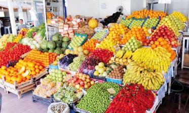 وزارة الفلاحة: صادرات الفواكه والخضروات تسجل زيادة ملحوظة