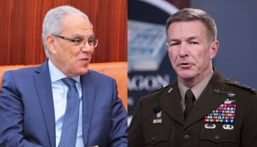 قائد الجيش رئيس أركان القوات المسلحة الأمريكية يقوم بزيارة عمل إلى المملكة