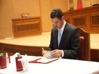 """ميثاق أخلاقي خاص بالانتخابات المهنية للقضاة ..عبد النباوي """"الأخلاق بالنسبة للقضاة كالأوكسجين"""""""