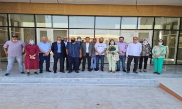 مكتب مجلس جهة مراكش آسفي الجديد يستعرض أهم المشاريع التنموية خلال ال5 سنوات المقبلة