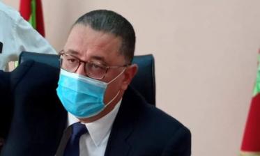 انتخاب عبد الرحمان وفا عن حزب الأصالة والمعاصرة رئيسا جديدا لبلدية المشور القصبة بمراكش
