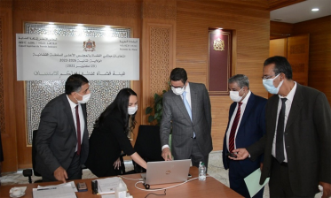 المجلس الأعلى للسلطة القضائية يحصر لائحة مرشحيه للدورة المقبلة