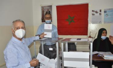 الإتحاد الدستوري والحركة الديموقراطية الاجتماعية يقرران تشكيل فريق نيابي مشترك خلال الولاية التشريعية الحادية عشرة
