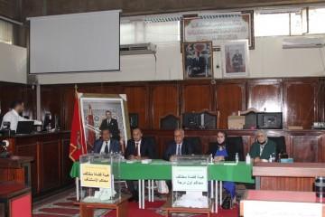 انتخابات ممثلي القضاة في المجلس الأعلى للسلطة القضائية: نسبة المشاركة العامة بلغت أزيد من 93 في المائة