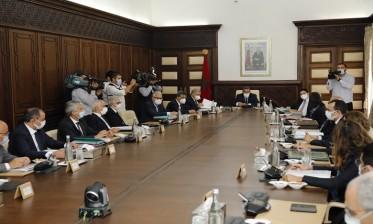 مجلس الحكومة يطلع على الإجراءات التحضيرية لإعداد مشروع قانون المالية 2022