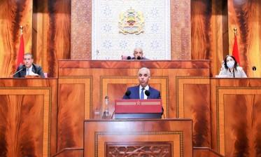 خالد آيت الطالب يؤكد أن إلزامية جواز التلقيح البديل الأوحد لتفادي العودة إلى الإغلاق