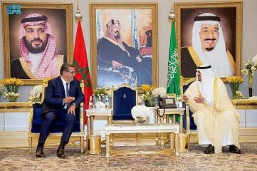 رسالة خطية من جلالة الملك إلى ولي العهد السعودي