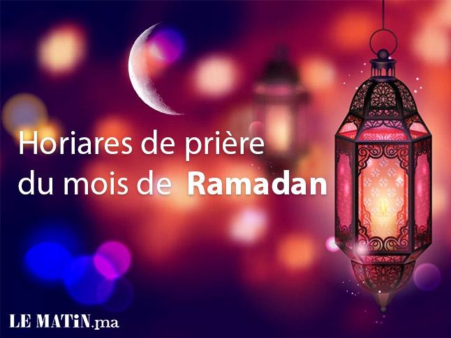 Le mois sacré du Ramadan