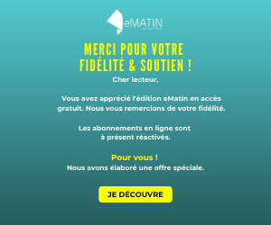 APPLICATION MOBILE LEMATIN