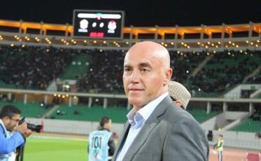 غاموندي: نؤمن بالكرة الهجومية سواء لعبنا بملعبنا أو خارجه