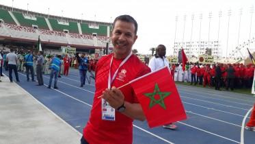 فكاك: لنا حرص كبير على المشاركة في أولمبياد الشباب دون خطأ
