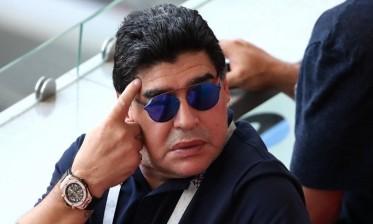 فريق مارادونا يتلقى الهزيمة الأولى بالدوري المكسيكي