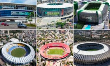 الكشف عن الملاعب التي ستستضيف بطولة كوبا أمريكا 2019