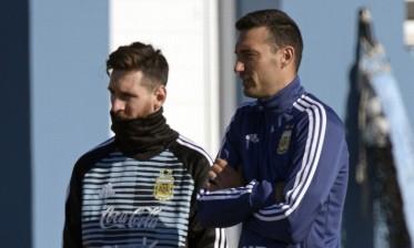 مدرب منتخب الأرجنتين: ميسي لن يشارك ضد البرازيل