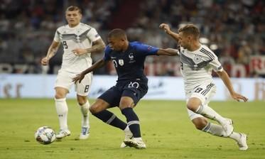 ألمانيا أمام خيار الفوز بفرنسا