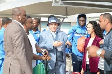 هكذا تعامل فريق الرجاء مع بعثة نادي إنييمبا النيجيري