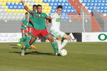 الأشبال يخسرون وديا أمام الجزائر
