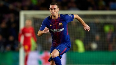 برشلونة يعلن غياب فيرمايلين لأكثر من شهر