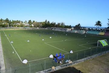 ملعب سيد محمد الشيخ الذي سيحتضن مباراة الأسود وجزر القمر