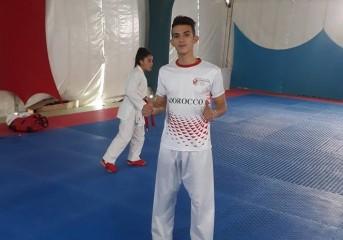 السكوري يهدي المغرب الميدالية السادسة
