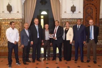 الهلال الأحمر المغربي وجامعة الإنقاذ يوقعان اتفاقية تعاون
