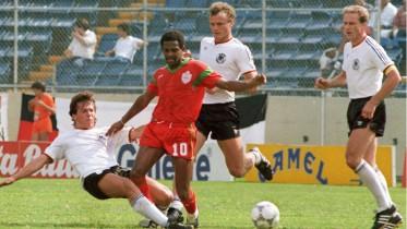 جامعة الكرة تبحث سبل إجراء مباراة ودية أمام منتخب ألمانيا