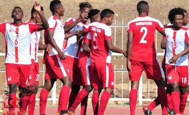 منتخب مدغشقرفي كأس إفريقيا للمرة الأولى في تاريخه