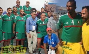 """عبد السلام وادو يهدد باللجوء للقضاء بسبب مباراة """"تونس 2004"""""""