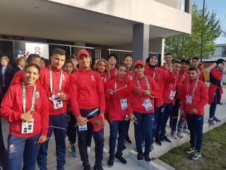 وزارة الشباب تجتمع بالجامعات الرياضية