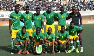 أخيرا...موريطانيا لأول مرة في نهائيات امم إفريقيا